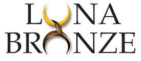 Luna Bronze Logo